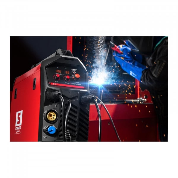 B-termék Multifunkcionális hegesztő gép - TIG - MIG / MAG - MMA - FCAW - 195 A