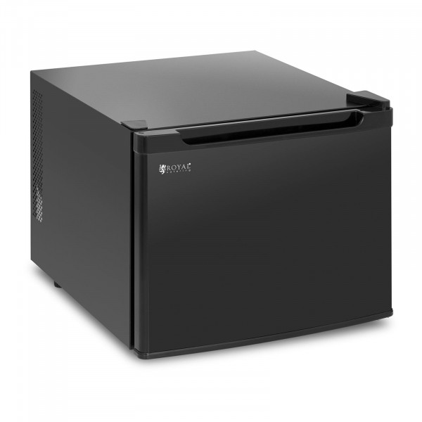 B-termék Minibár - 35 l - fekete