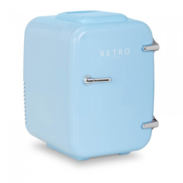 B-termék Mini hűtőszekrény - 4 L - kék