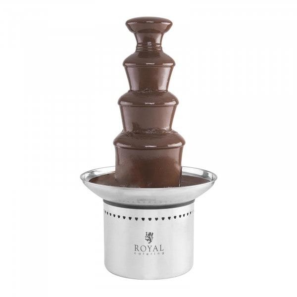 Csokoládé szökőkút - 4 emeletes - 6 kg
