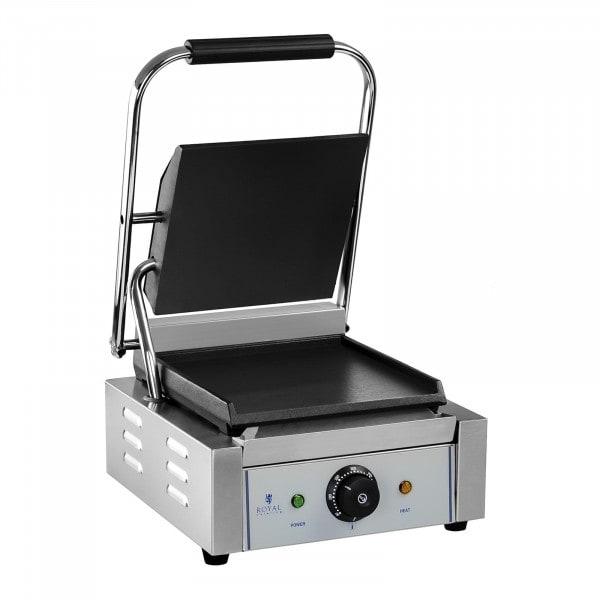 Kontakt grill - sima - 1.800 W