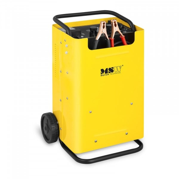 B-termék Akkumulátor töltő - indításrásegítő 12/24 V - 100 A