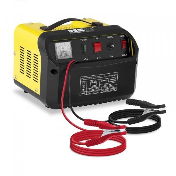 B-termék Akkumulátor töltő - 12/24 V - 15/20 A - ferde vezérlőpanel