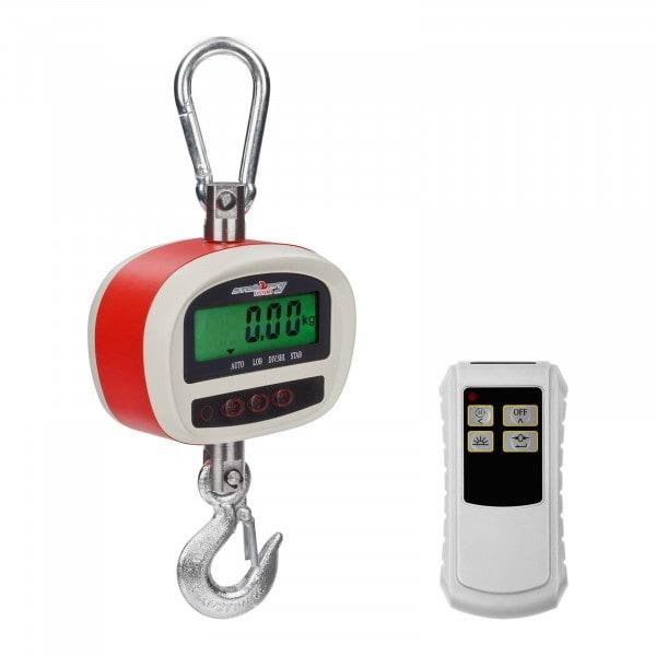 Darumérleg - 300 kg / 50 g LCD