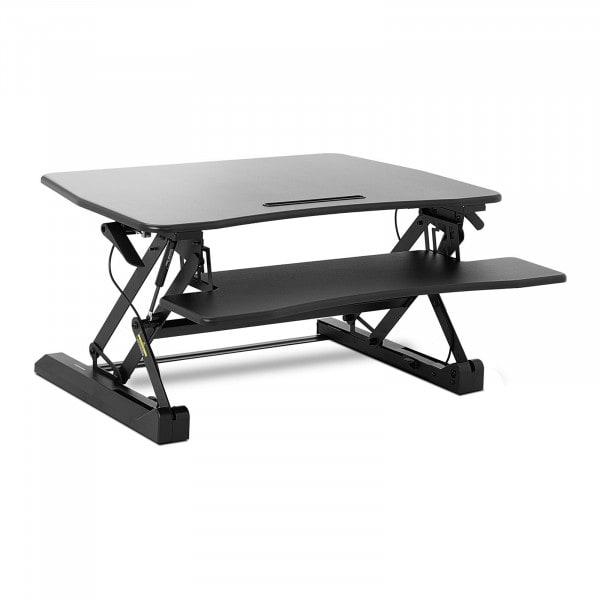 B-termék Íróasztal kiegészítő elem - fokozatmentesen állítható magasság - 16,5 - 41,5 cm
