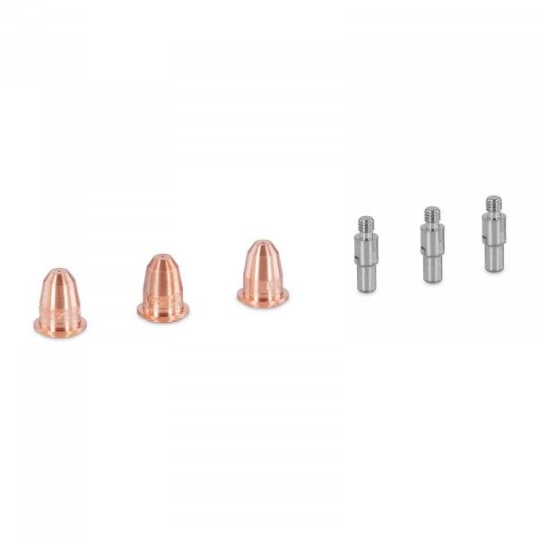 Plazma tartalék alkatrész készlet - Prolox60 / Trexus50 - Set D