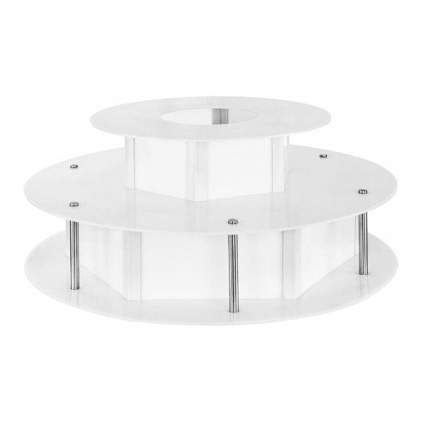 Világitó asztal csokiszökőkúthoz - 100 cm