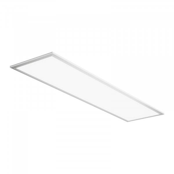 B-termék LED mennyezeti panel - 120 x 30 cm - 40 W - 3.800 lm - 3 színhőmérséklet